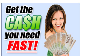 Do you need a second chance credit and reside in Canada? Is your credit history in bad shape? Are you short of cash? Do you need money, a payday advance, payroll loan or cash advance? Get the cash you need now!